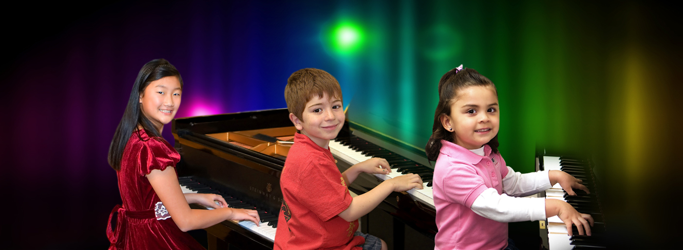 Piano lessons - keyboard classes in Sunnyvale, Cupertino, Mountain View, Milpitas - Veksler Academy of Music & Dance